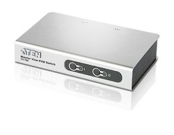 Aten CS72E 2-Port PS/2 KVM Switch