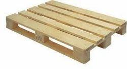 Heat Treatment Wooden Pallets