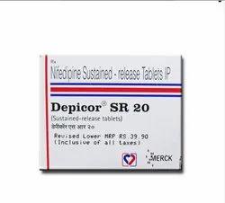 Depicor 20mg Tablet