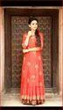 Ladies Red Salwar Suit