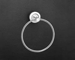 SS Round Towel Ring
