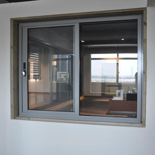 AMD Sliding Glass Window For Office And Home