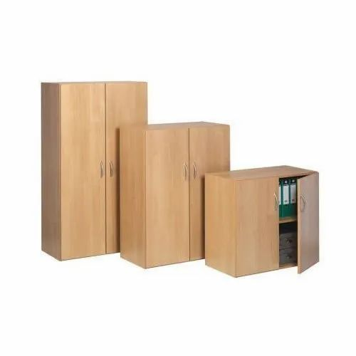 2 5 Feet Wooden Office Storage Cabinets