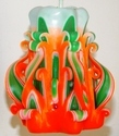 4 Inch Decorative Candle