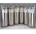 Universal Portable Cryogenic Gas Cylinders