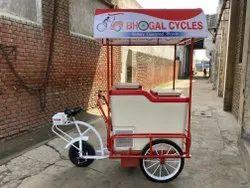 BHOGAL CYCLES E-TRIKE