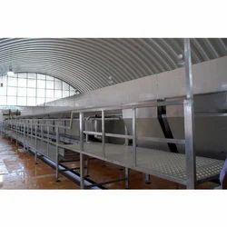 Tier Marigo Round Belt Conveyor