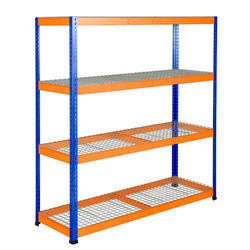 Wire Decking Pallet Rack