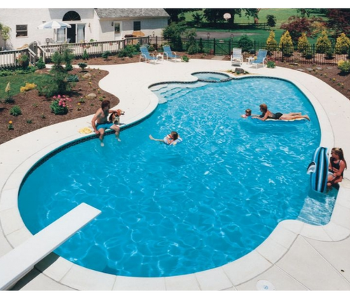 Shaped Swimming Pools श प ड स व म ग ल