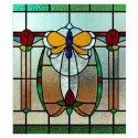 Modern Stained Glass, For Windows, Thickness: 10-12 Mm