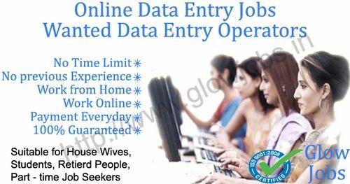 Online Offline Data Entry Work, Offline Data Entry Work