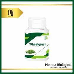 Wheatgrass Capsules
