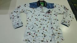 Cool Print Shirt
