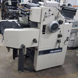 RYOBI 3200 MCD Imported Mini Offset Machine for Paper Print