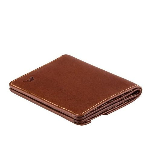 Brown Men' s Leather Wallet