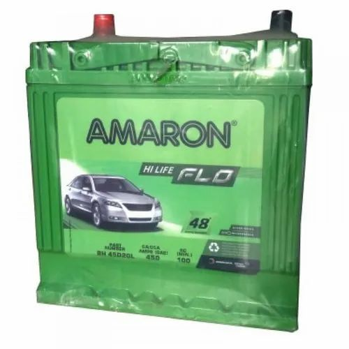 Amaron Car Battery, Capacity: 40 Ah, Warranty: 48 Months