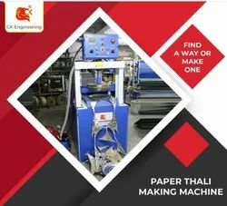 Particen Thali Making Machine