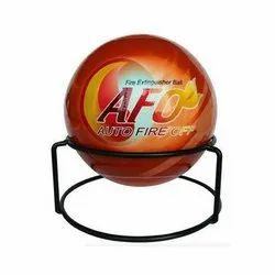 AFO A B C Dry Powder Type Fire Extinguisher Ball, Capacity: 2Kg, for Industrial