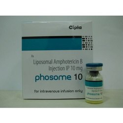 Phosome Injection Amphotericin B 50 MG