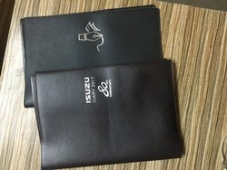 PVC Diary Cover