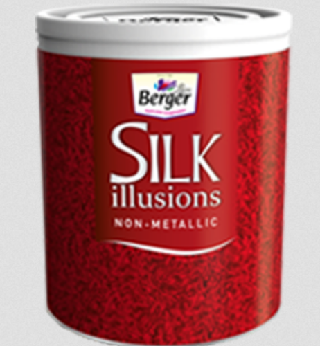 Silk Illusions Non Metallic Internal Wall Finishes Room Wall Finishes Interior Paint Colors Interior House Paint Interior Wall Paint Colors In New Azimabad Colony Patna Royal Sun Paints Id 20120995262