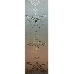 Decorative Glass, Size: 5 X 3 Feet, for Decoration
