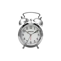 Steel Bell Clock
