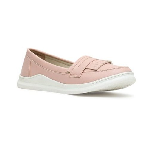 Plain Nupie Casual Wear Ladies Loafer, Size: 36 To 41(euro) And 3 To 8(uk)
