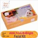 Small Rahul Phate AHA Fruit-N-Bright Facial Kit 50 g