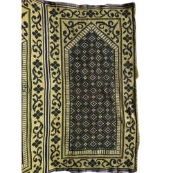mix Poly Cotton,Sodhi Printed Janamaz Prayer Mat, Packaging Type: bale
