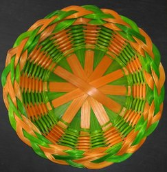 Bamboo Beni Basket