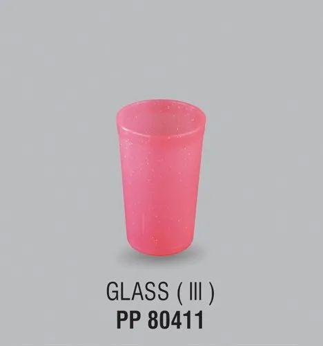 Swift Plastics Glass 300 mL for Home