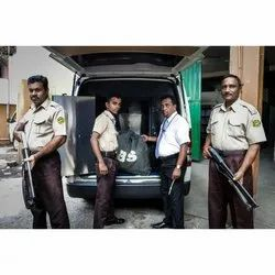 Corporate Armed Cash In Transit Service