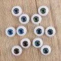 ASF Prosthesis Artificial Eye