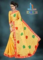 Zarina Printed Saree