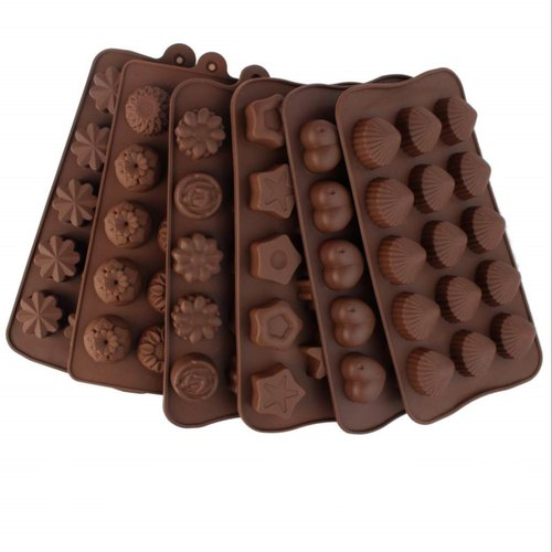Silicone Cake Jelly Pudding  Chocolate  Ice Cube Mold Mould US seller