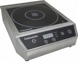 Butler Counter Top Induction Hob, Knob Type: Round