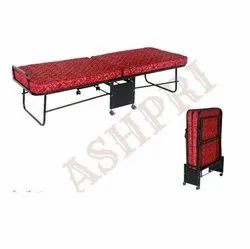 Quarantine Folding Bed with Mattress