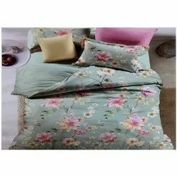 Flower Printed Designer Bed Sheets