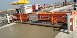 Screed Concrete Road Paving Machine