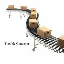 Food Handling Conveyor With Packaging