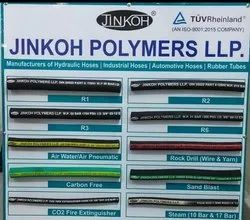 Rubber 6mm To 50mm Id Low Pressure Hydraulic Hose