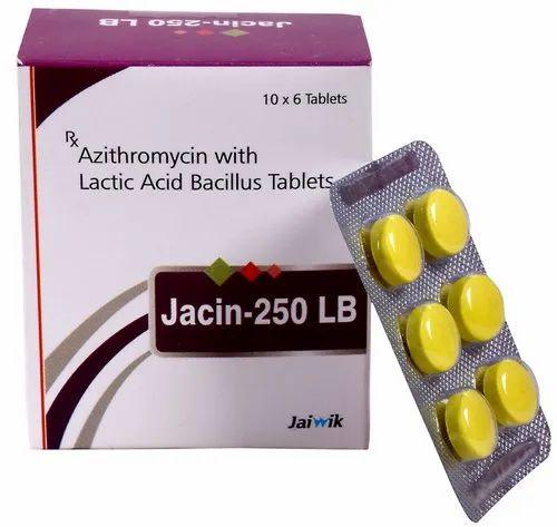 Jacin-250 Lb Tablets
