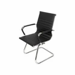 Leather Leatherette PU-2003 Visitor Office Chair