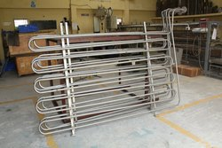 Titanium Chiller Coils for HardChrome Bath