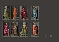 Printed Ethnic Salwar Suits