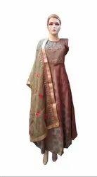 Stylish Women long Anarkali Gown