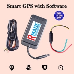 Vehicle Remote Off GPS Tracker