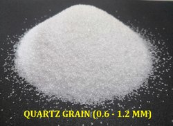 Quartz Grains ( 0.6-1.2 MM )