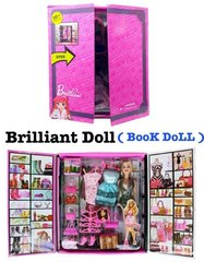 Book Doll Barbie